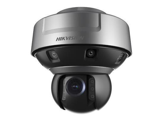 星光级360°全景一体式网络高清红外智能球机(iDS-2VPD14-A237-DV/SP(5mm)(B))