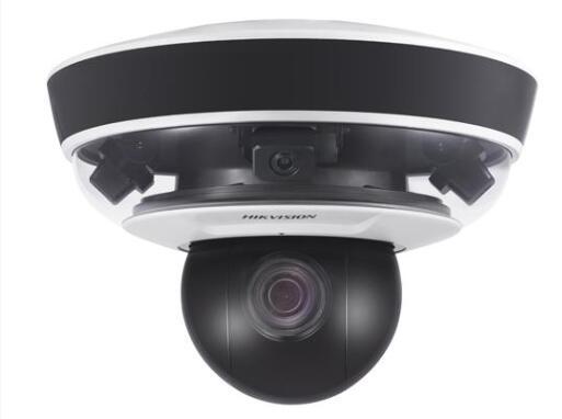 全景摄像机(DS-2PT5326IZ-D(5-50mm)(4mm))