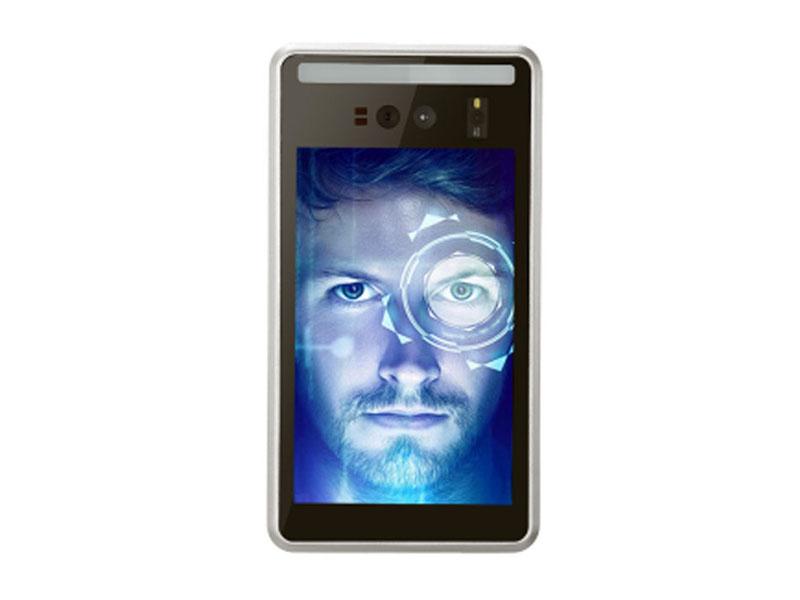 M3605-双目(8寸)二维码阅读款人脸识别门禁一体机 立柱/壁挂可选