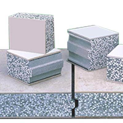甘肃硅酸钙聚苯颗粒复合轻质隔墙板