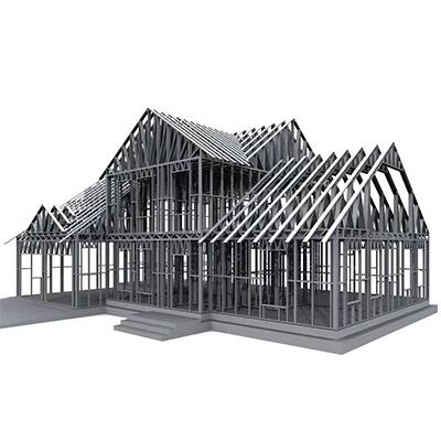 新型轻钢房屋