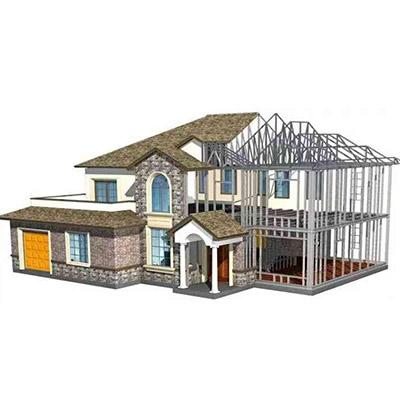 轻钢房屋一平方多少钱?