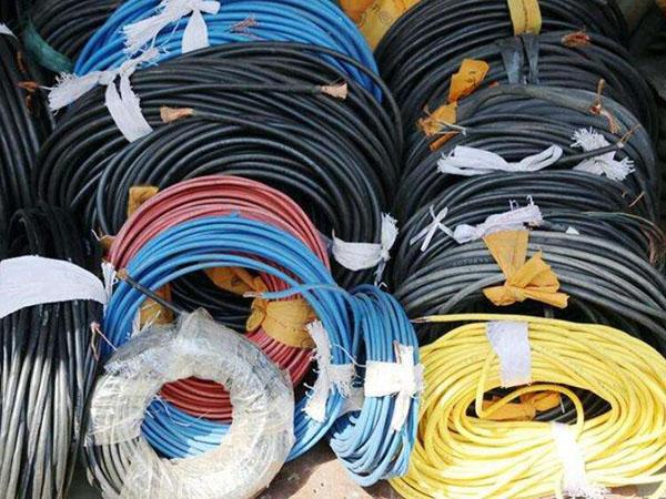 淺析廢舊電線電纜回收後的處理方法