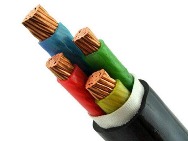 阻燃电缆的特点