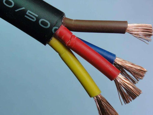 舉例說明3+2電線電纜和4+1電線電纜的區別