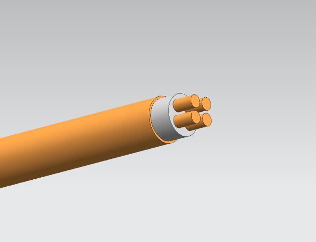BTTZ矿物绝缘电缆 1×120