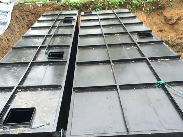 工业地埋式污水处理设备