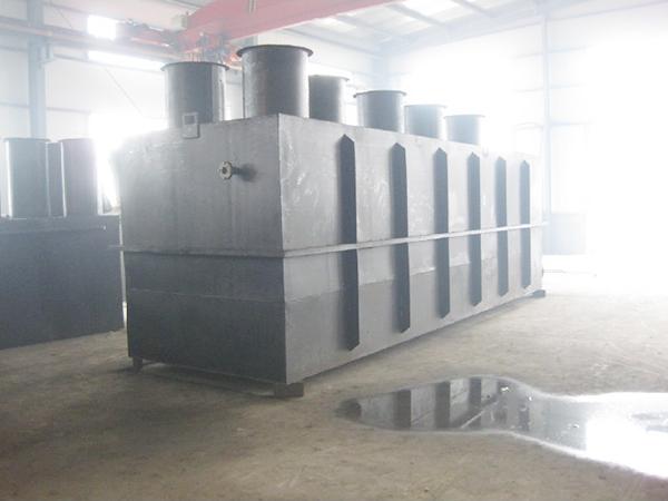 污水处理设备的原理是什么