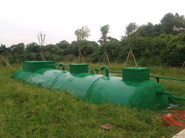 地埋式污水处理设备安装注意事项