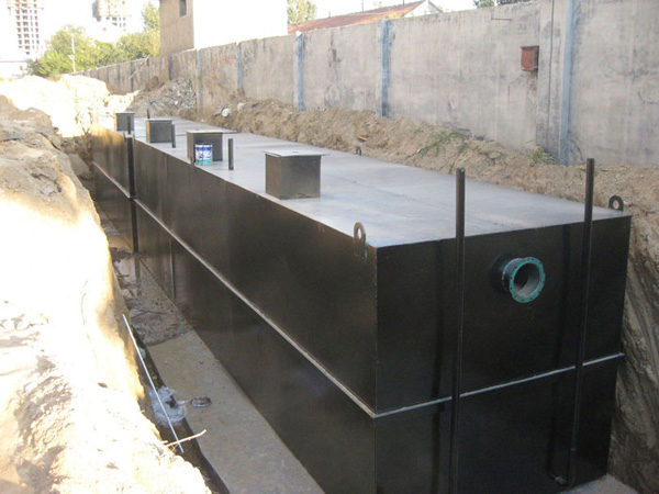 甘肃小型工业一体化污水处理设备