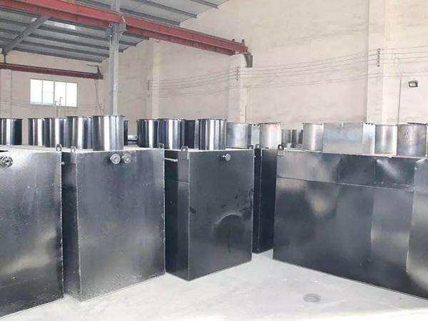 工业100吨一体化污水处理设备