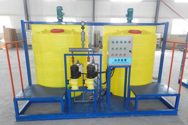 全自动水处理加药装置