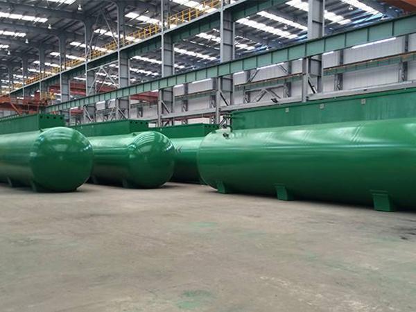 污水处理一体化设备出现故障怎样维修