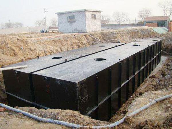 购买地埋式污水处理设备