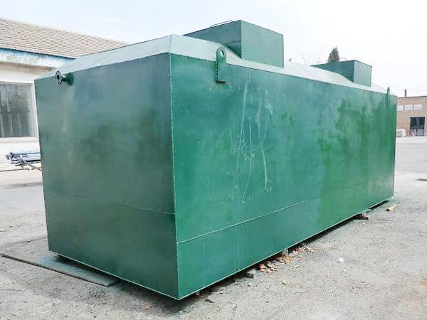 甘肃生活一体化污水处理设备生产商