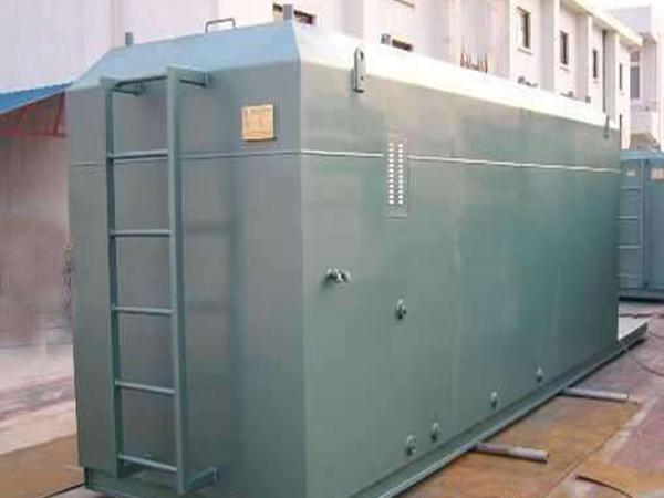 甘肃地埋式一体化污水处理设备的特点