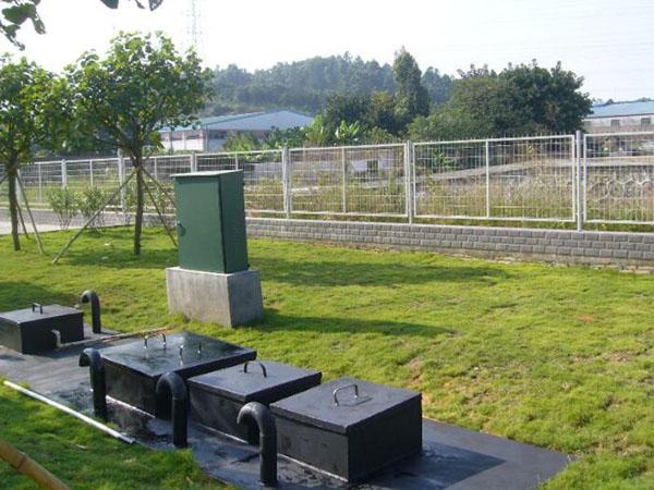 乡镇污水处理设备优势