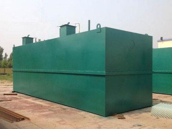 台灣地埋式汙水處置設備
