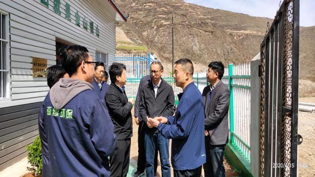 新农村污水处理项目