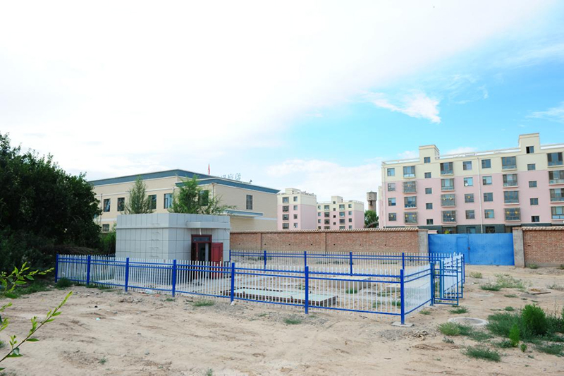 张掖市甘州区PPP污水处理项目