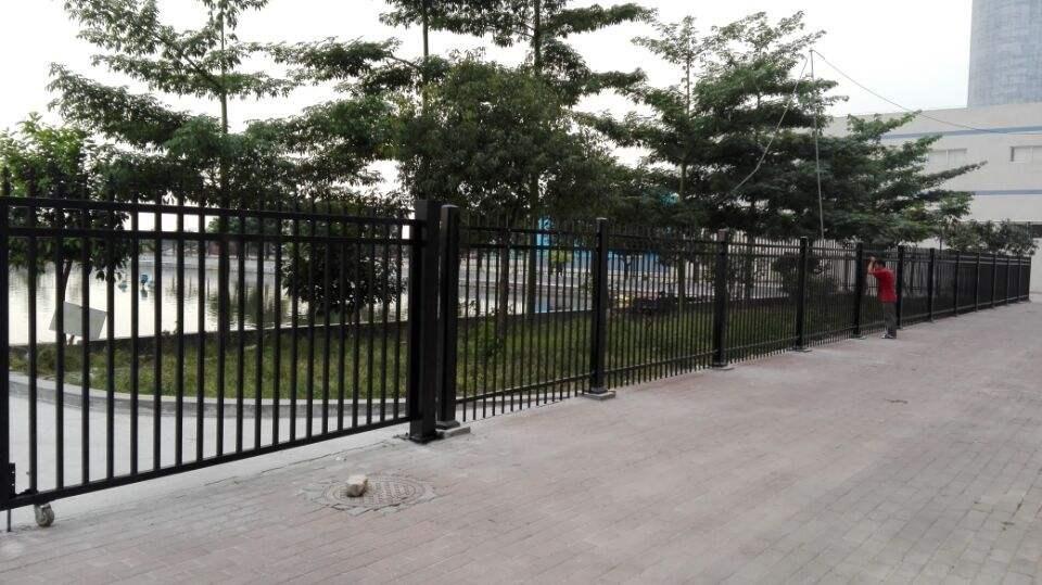 临夏小区围墙护栏网