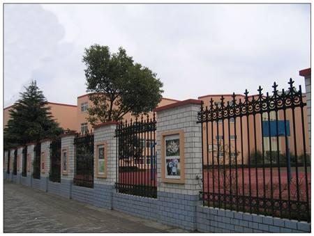 兰州学校围墙护栏