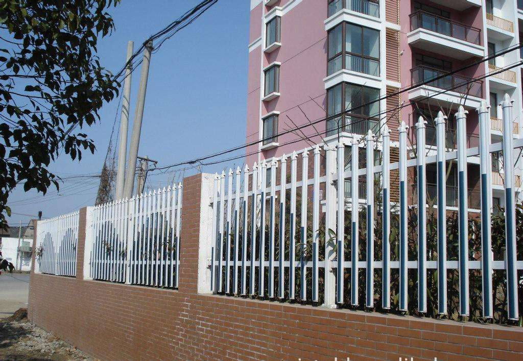 兰州小区围墙护栏