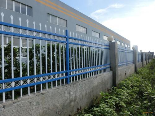 兰州锌钢护栏围墙