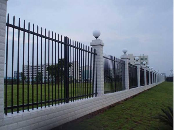 锌钢工厂围栏