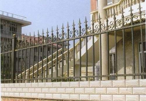 铁艺围栏护栏