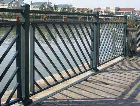 天水锌钢护栏