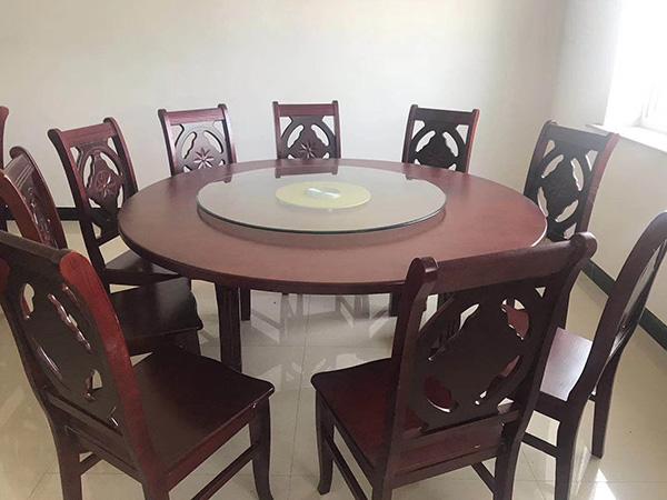 现代中式餐桌椅
