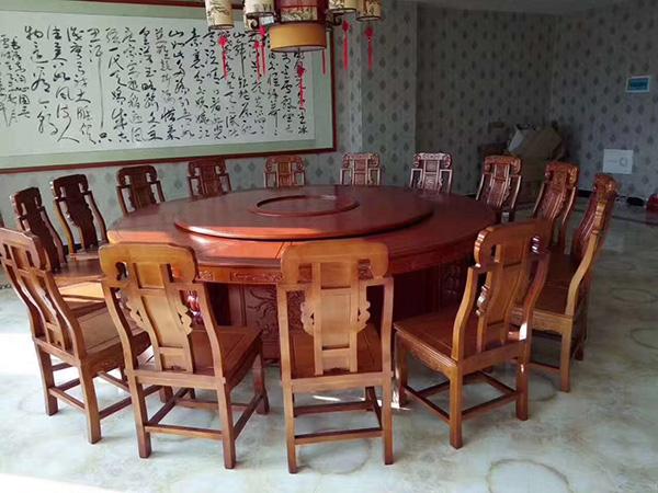 酒店餐桌椅厂