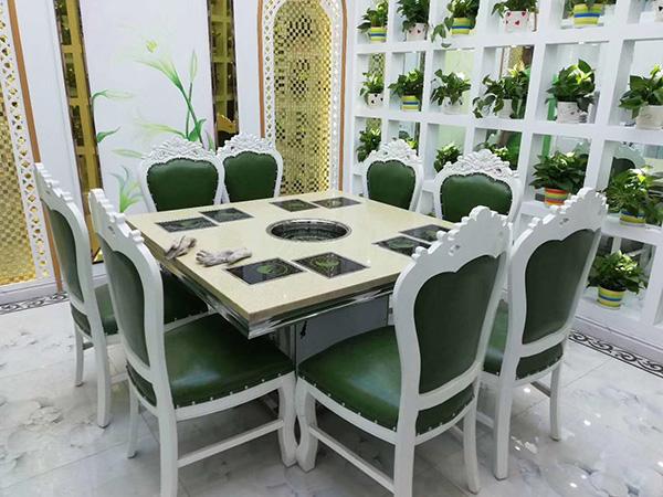 餐饮火锅桌椅