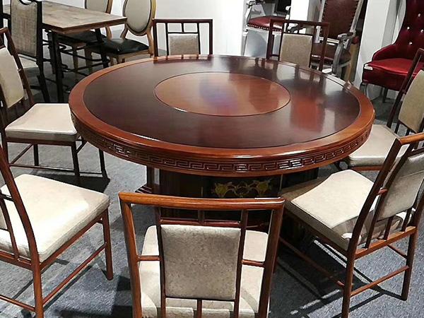 创意实木餐桌椅