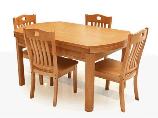 仿古快餐桌椅