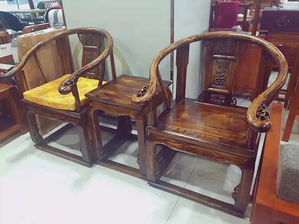 中式茶楼餐桌椅