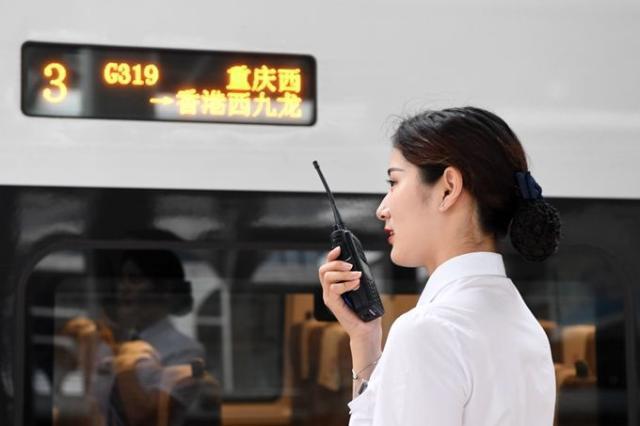 甘肅金磊酒店餐桌椅廠家為您介紹重慶直達香港高鐵:全程為7小時37分鐘,途經這些地區