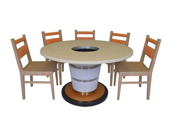 兰州火锅桌椅厂家为您介绍几类火锅桌椅的特点