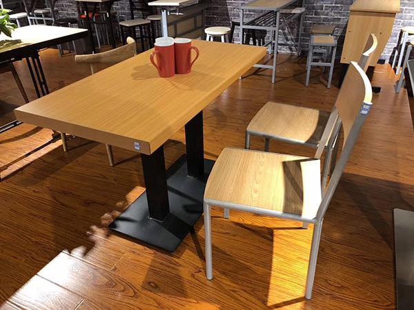 酒店快餐桌椅