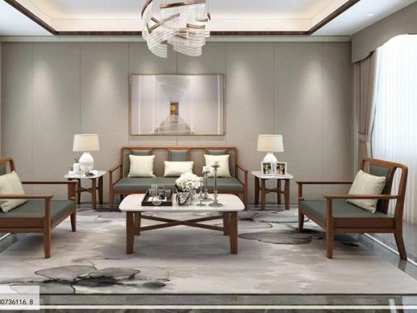 现代茶楼沙发