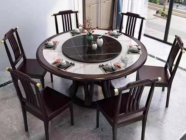 餐桌椅定做厂家浅谈饭店装修如何选择餐桌椅?