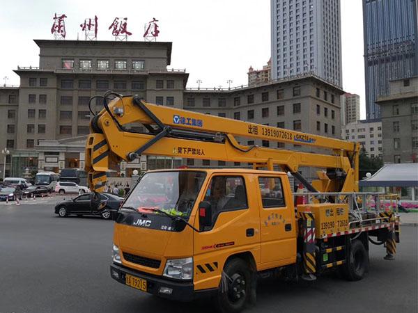 26M直臂高空作业车