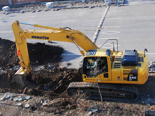 65挖掘机租赁