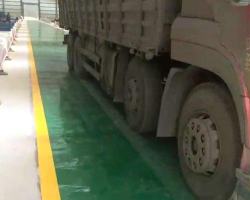 为定西市通渭县马营镇提供环氧平涂地坪漆施工