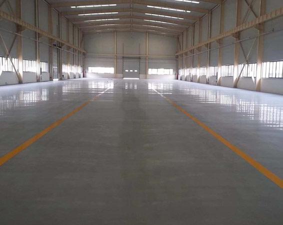 金刚砂地坪施工工程和固化剂地坪施工