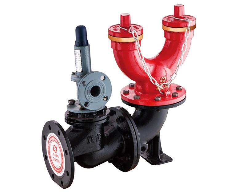 SQA100-1.6消防水泵接合器
