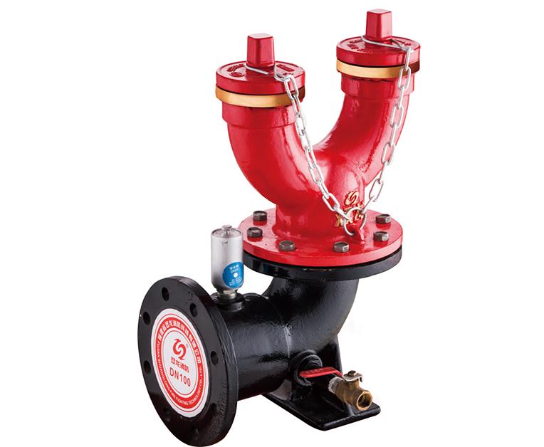 SQA100-1.6B消防水泵接合器
