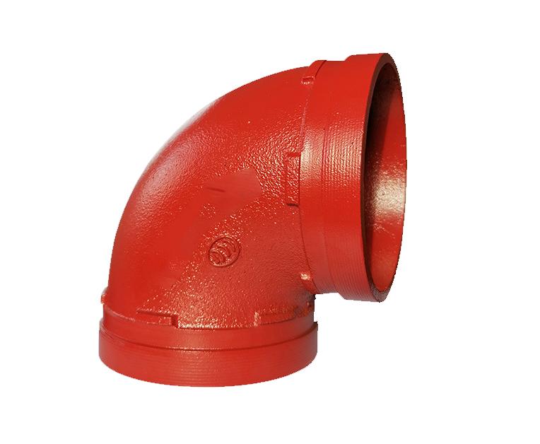 沟槽管件法兰安装工艺的具体工序是什么