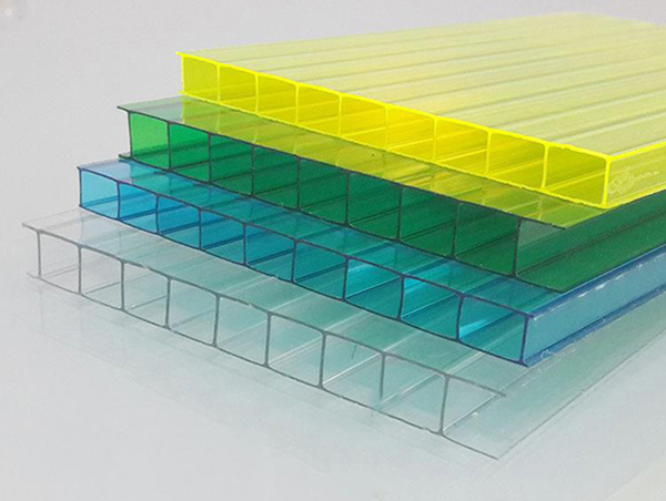 彩色pc阳光板